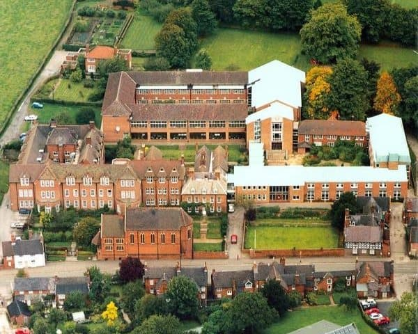 Abbots Bromley UK boarding school