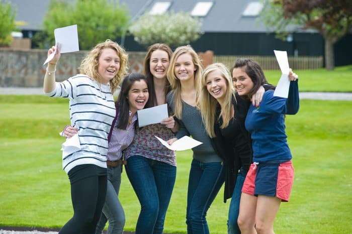 Badminton School's student success on A-level results day