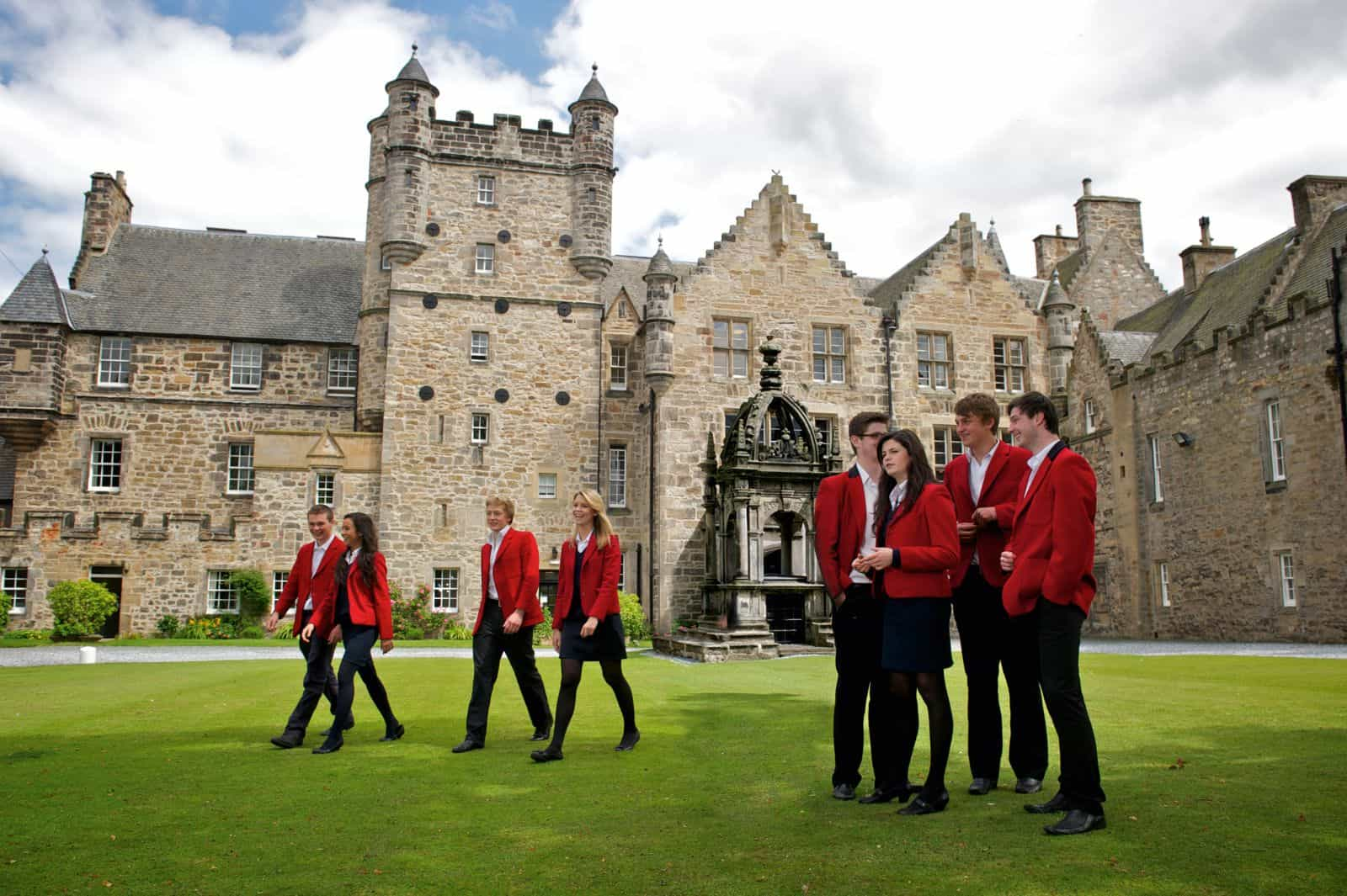 Loretto School's A-level results 2015