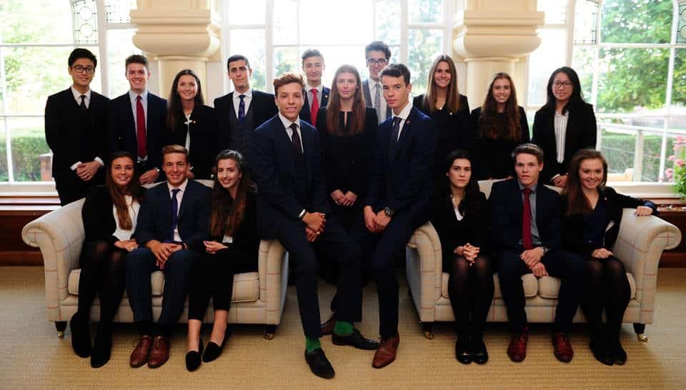 Sixth Form Boarding School in the UK