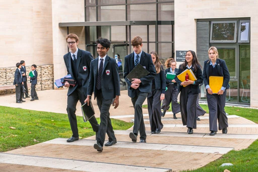 Oundle School Exam Results 2018