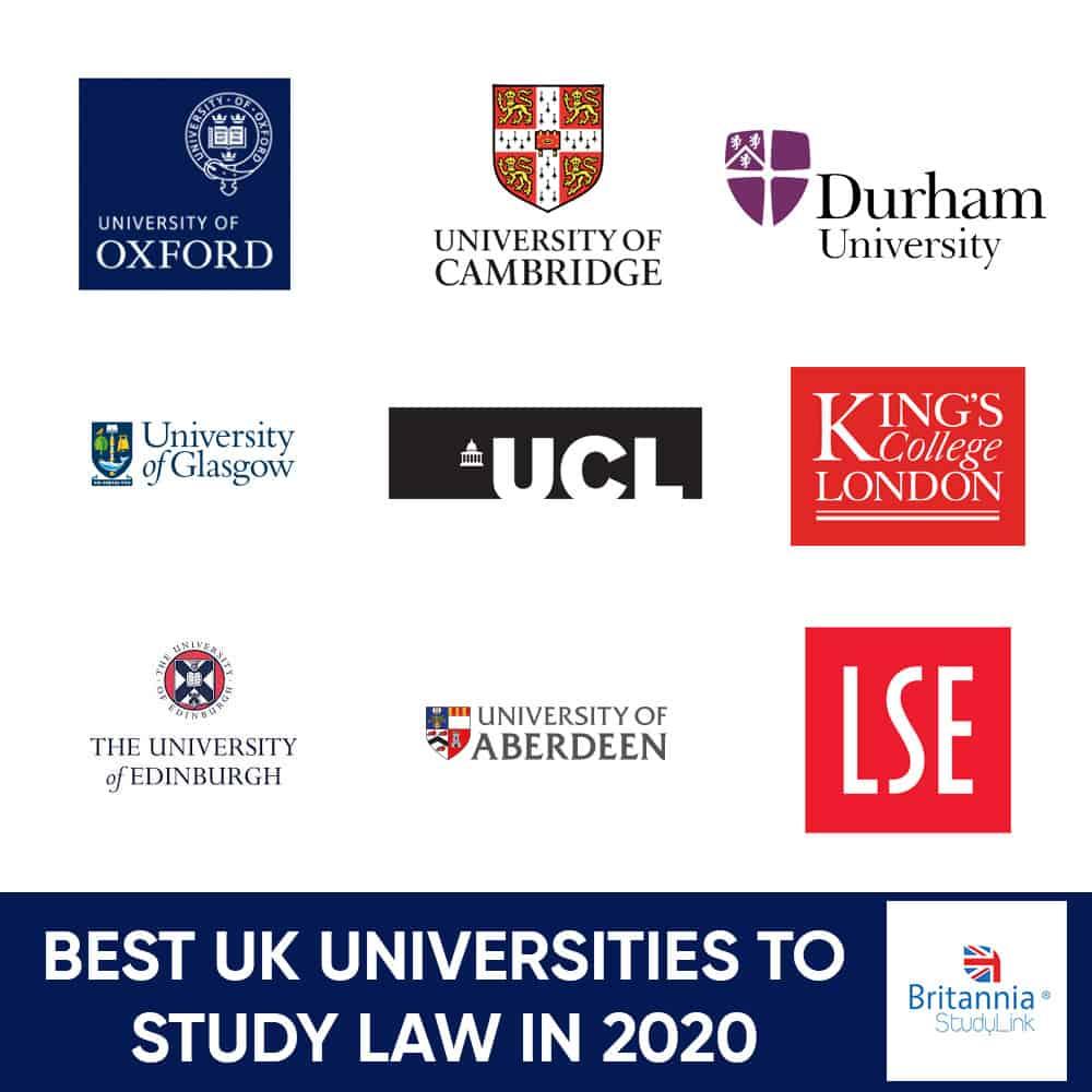best uk universities law